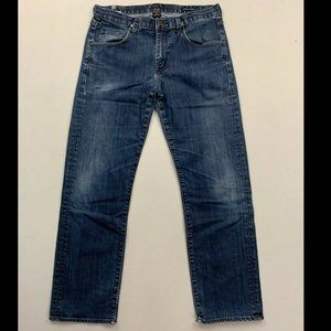 Citizens of Humanity Blue Perfect Straight Leg Jns